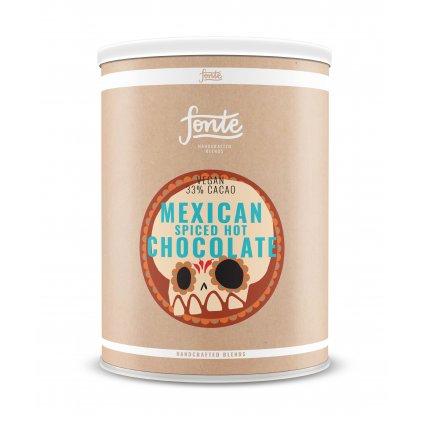 Fonte Hot Chocolate Mexican