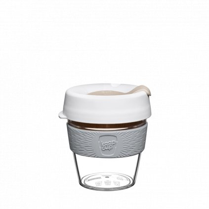 KeepCup Clear Nimbus S