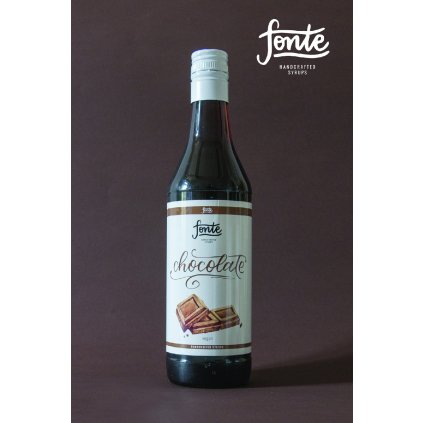 Fonte Chocolate Syrup 750ml