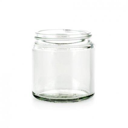 Comandante Bean Jar Clear Glass