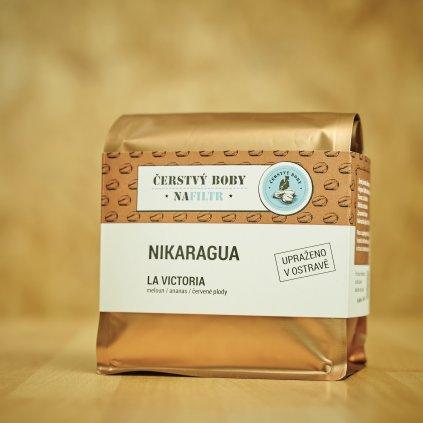 Zrnková káva LA VICTORIA (Nikaragua)