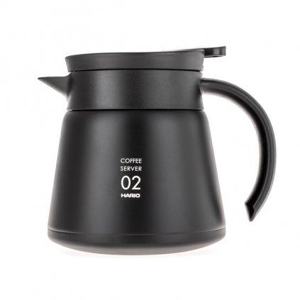 Hario Coffee Server V60-02 600ml thermo nerez