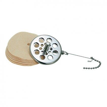 Adaptér pro papírové filtry na Vacuum pot
