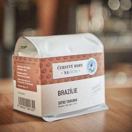 Zrnková káva SITIO TARUMA (Brazílie)