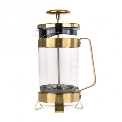 French press 8 šálků Midnight Gold