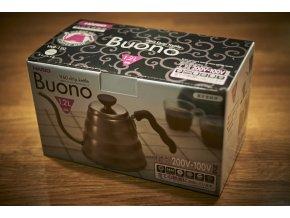 Hario Buono zalévací konvice - originální balení