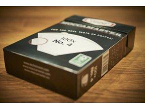 Technivorm Moccamaster - papírové filtry na kávu vel. 4 (100 ks)