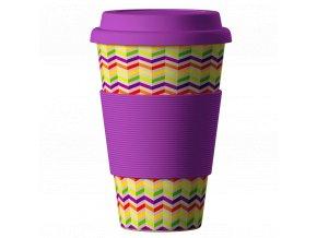Bamboo Cup Zig Zag