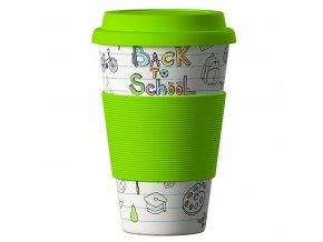 Bamboo Cup Back to school