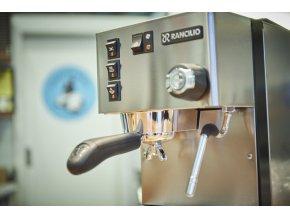 Rancilio Silvia E - domácí profesionální kávovar na přípravu espressa