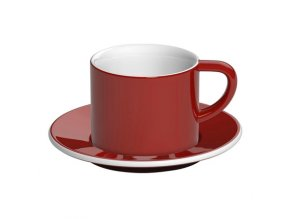 loveramics bond cappuccino red