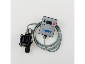 Průtokoměr BWT Aquametr s LCD displejem