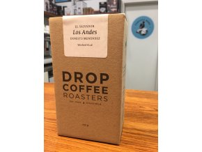 Drop Coffee - LOS ANDES (El Salvádor)