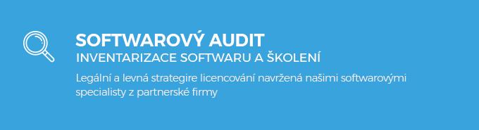 Z Softwarový audit