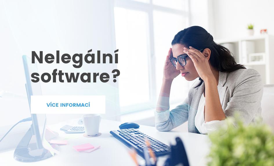 Nelegální software?