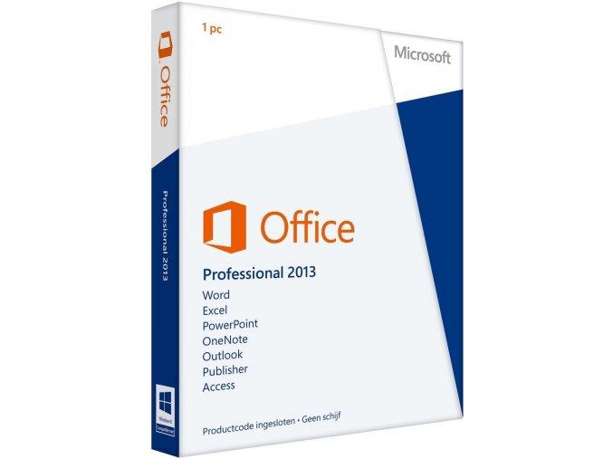 microsoft office 2013 professional cz