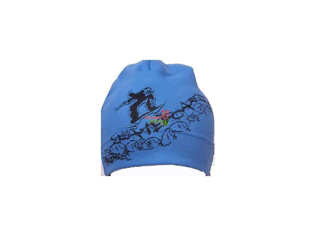 Čepice RDX 1170 modrá skate