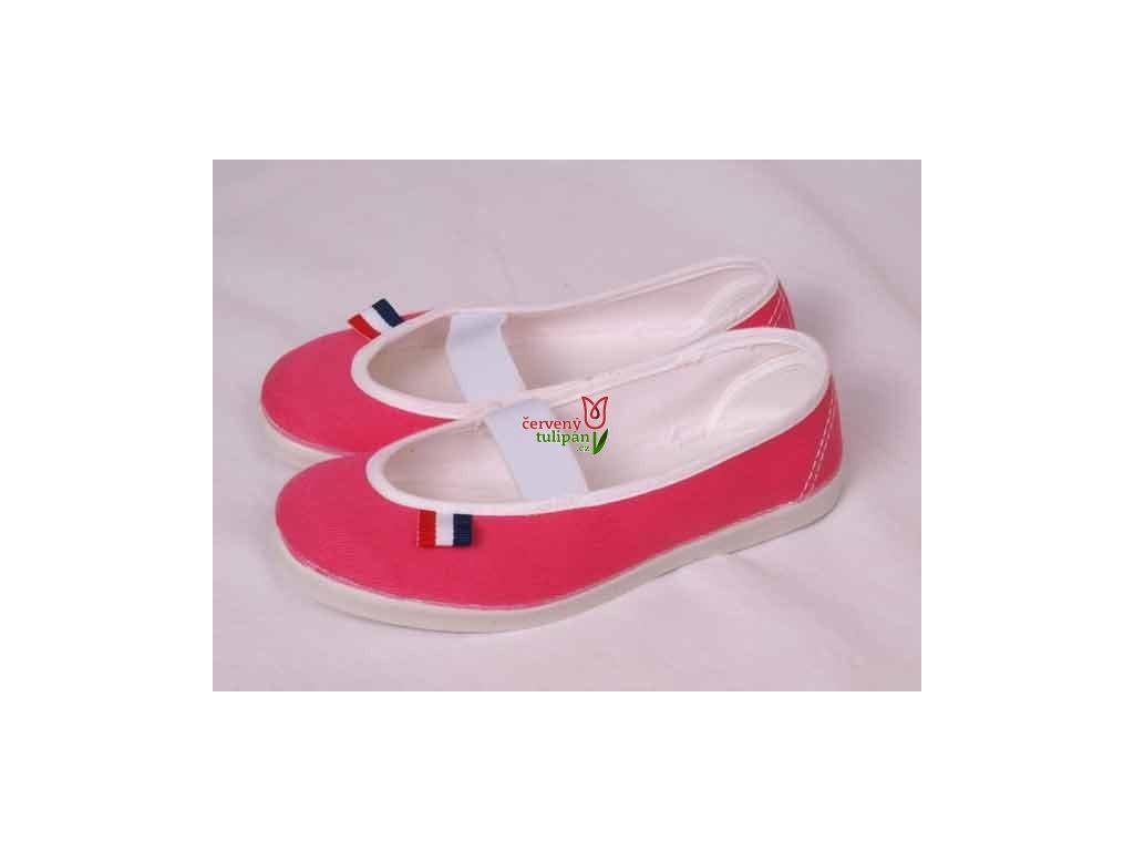 8cfa525034b Cvičky   jarmilky růžové 331 - Červený Tulipán