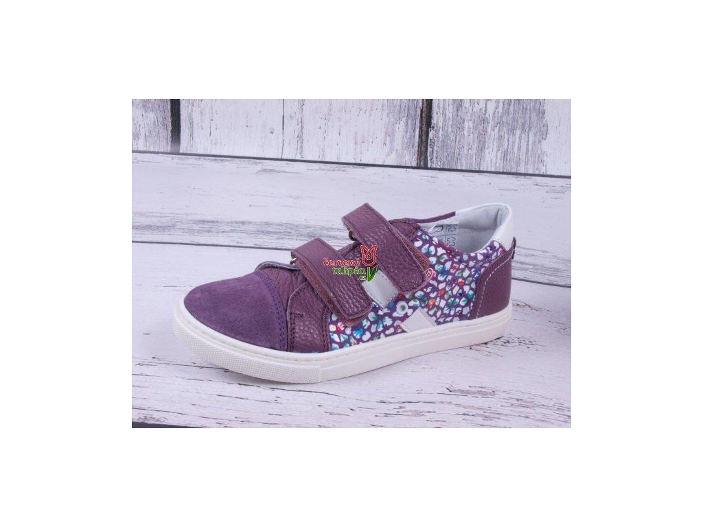 Kožené boty obuv Befado 170Y012 - Červený Tulipán d66b5e01f4