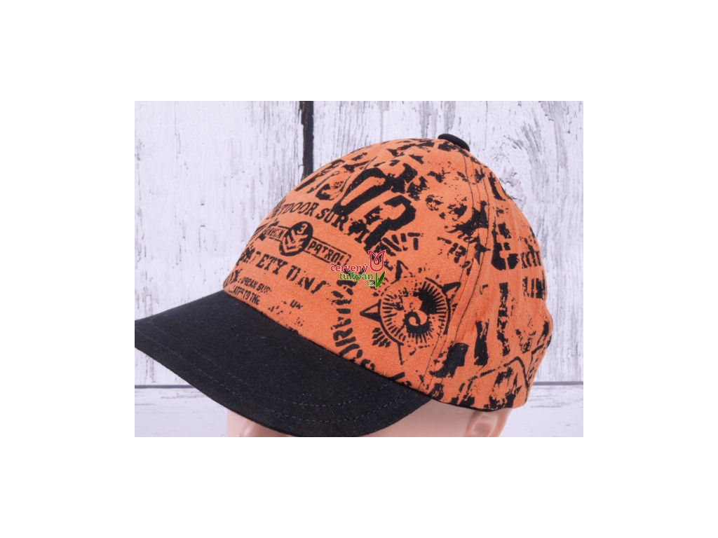 Kšiltovka RDX 7523 oranžová - Červený Tulipán 5bedc4bd5e