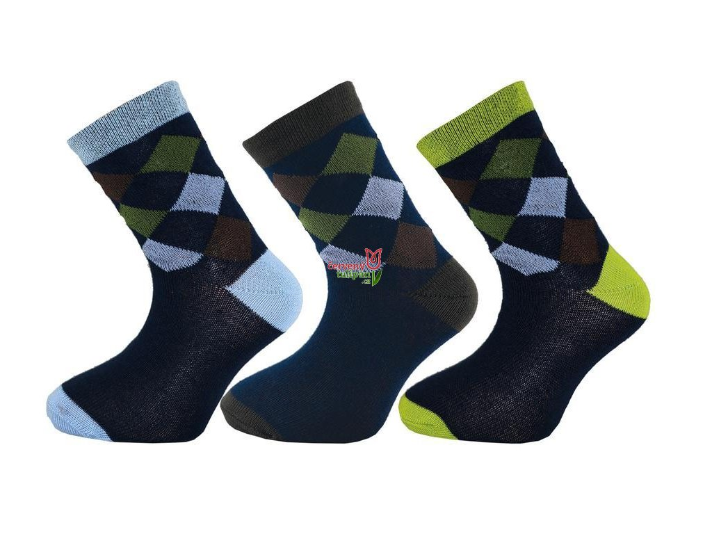 25921 1 1501 b happy socks karo 16 17 24 26 vzor b