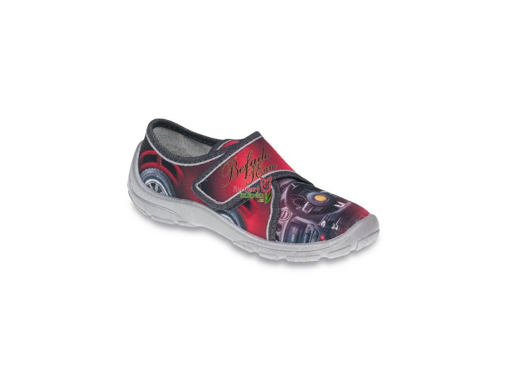 Bačkůrky bačkory papuče Befado 974X296 formule