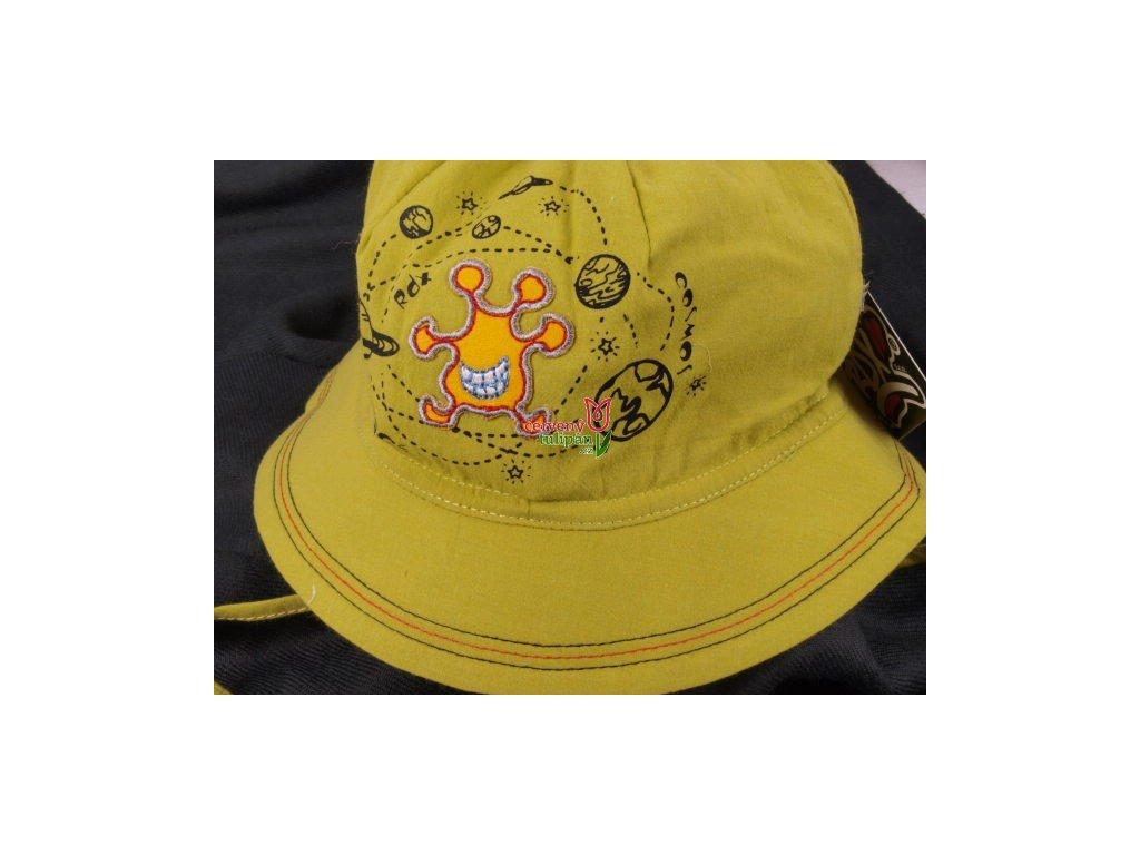 Klobouček klobouk RDX 7425 lehký vázací zelený - Červený Tulipán dd87f941a0