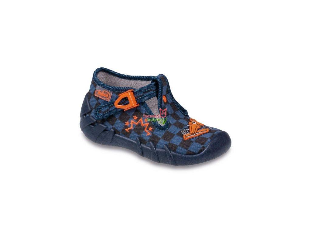 Bačkůrky / papučky Befado Speedy 110P221