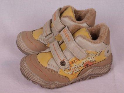 Přechodové boty se zateplením