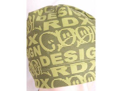 Čepice RDX 1874 zelená RDX cool design