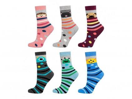 93884 eng pl soxo childrens socks 20185 1