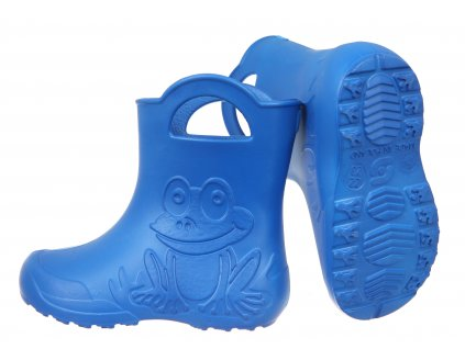 Cam zabka modre