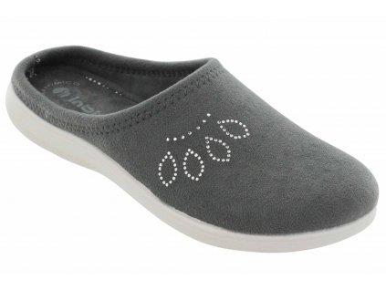 BS43pol pl Kapcie damskie obuwie domowe 4638 2a