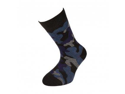 maskacove ponozky maski modre(1)