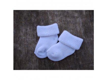 kojenecke ponozkly belka