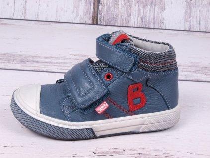 Kožené boty obuv Befado 170P002