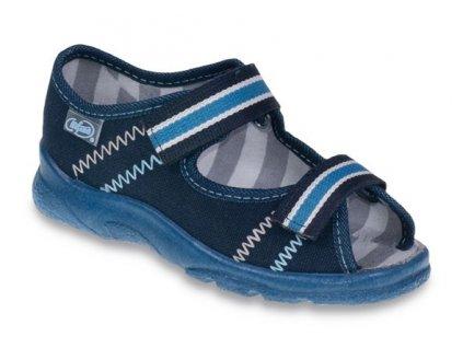 Bačkory papuče sandálky Befado Max 969Y101