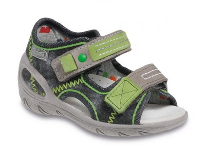 Sandálky Befado Sunny 099 s koženou stélkou