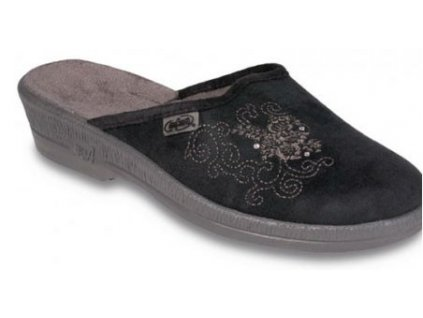 Pantofle / bačkory / papuče dámské Befado Ania 219D449