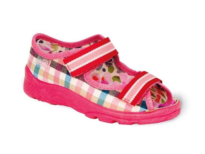 Bačkůrky / sandálky Befado 969X065