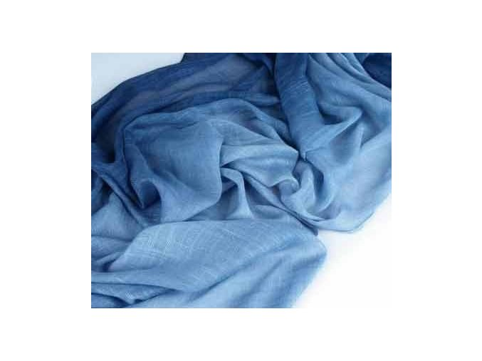 Šála / šátek / šálka ST1227 modrá