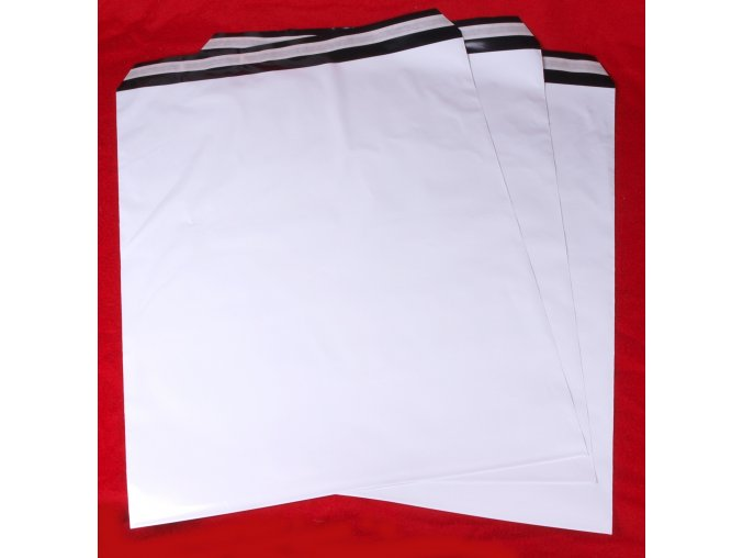 Plastové poštovní obálky MAXI (A2) 450x650 mm