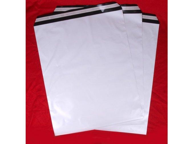 Plastové poštovní obálky vel. XXL (A3+) 400x500 mm