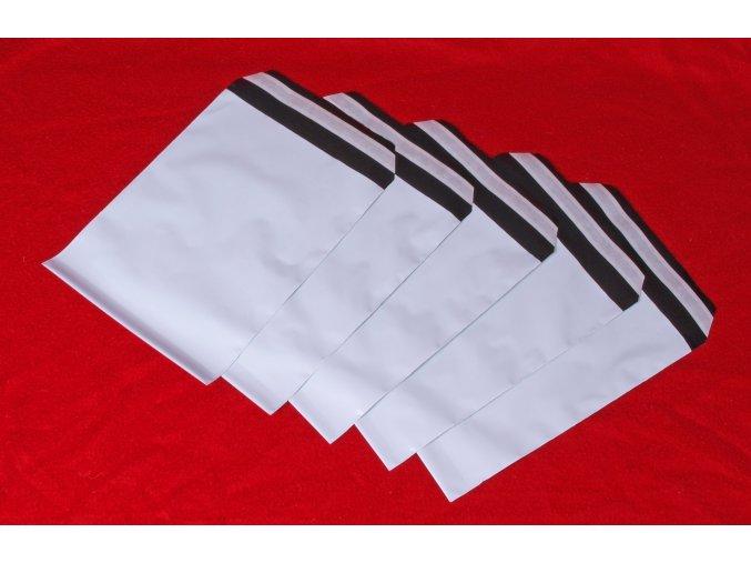 Plastové poštovní obálky vel. S (A5) 170x230 mm
