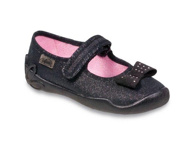 Bačkůrky balerínky papučky Befado 114X240