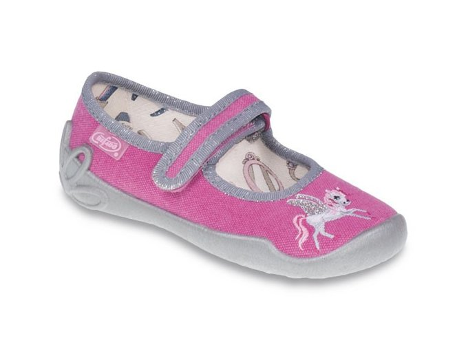 Bačkůrky balerínky papučky Befado 114X218