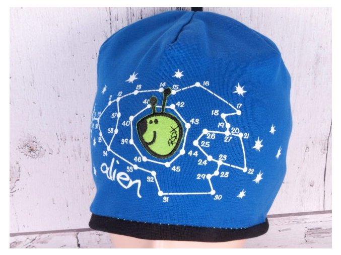 Čepice RDX 2442 kosmos královská modrá