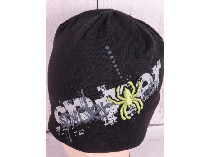 Čepice RDX 2766 černá spider