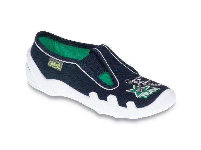 Bačkory bačkůrky papučky Befado Skate 290X137