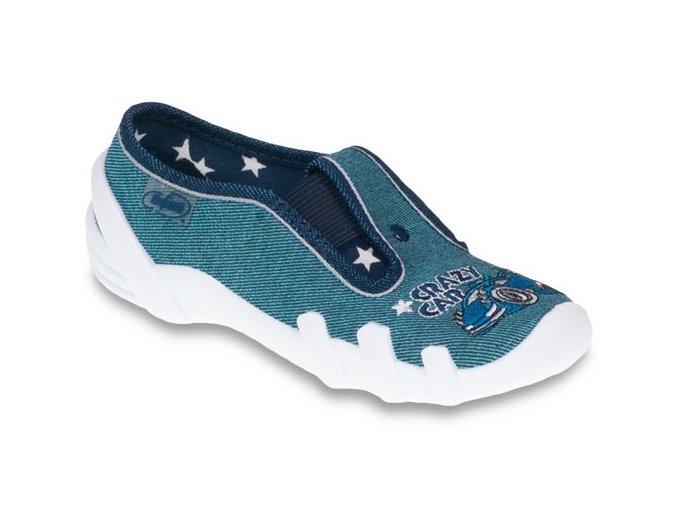 Bačkůrky bačkory papučky Befado Skate 290X136